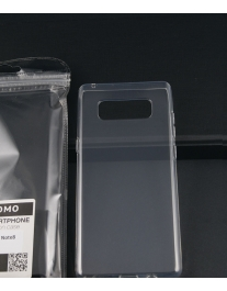 Чехол Mikomo для Samsung Galaxy Note8, прозрачный